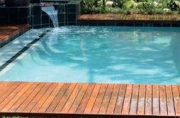 White Pool Plaster for swimming pools