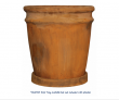 plant-pot-ringnek-round-large-rusted